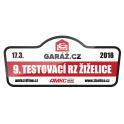 9. Garáž.cz Testovací RZ Žiželice 2018