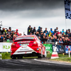 Rallye Šumava Klatovy 2019
